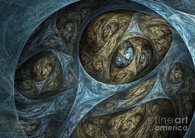 Swirling Souls Poster
