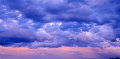 Switzerland, Clouds, Cumulus, Storm Poster by Panoramic Images