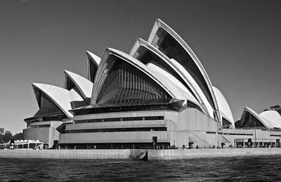 Sydney Opera House Poster by Venetia Featherstone-Witty