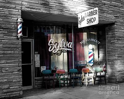 Sylva Barber Shop - 2008 Poster
