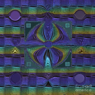 Symmetry Poster by Josephine Cohn
