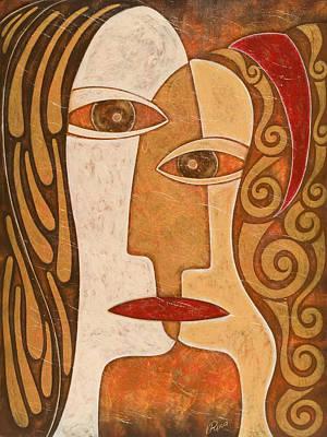 Synergy Poster by Irina Krakov
