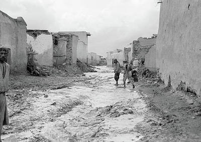Syria Flood, 1937 Poster