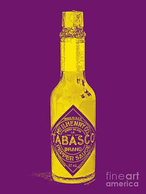 Tabasco Sauce 20130402grd Poster
