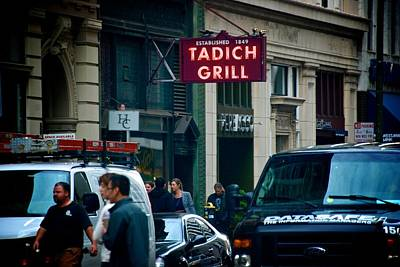 Tadich Grill Poster