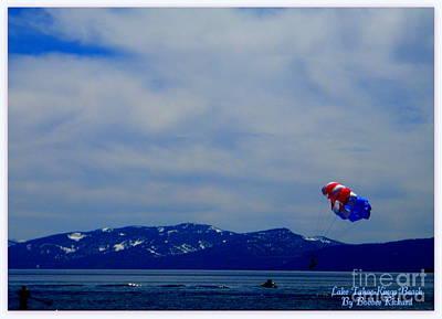 Tahoe Recreation Poster by Bobbee Rickard