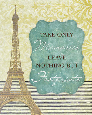 Take Only Memories Poster