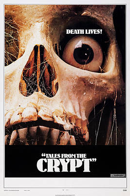 Tales From The Crypt, Us Poster, 1972 Poster