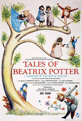 Tales Of Beatrix Potter, Top L-r Poster