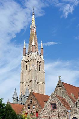 Tallest Brick Building Poster
