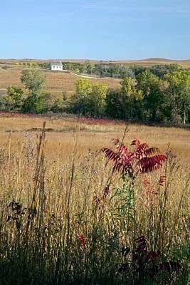 Tallgrass Prairie Poster by Jim West