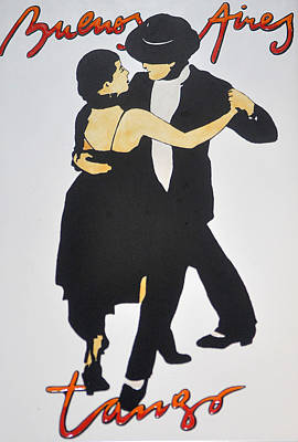 Tango In Buenos Aires Poster