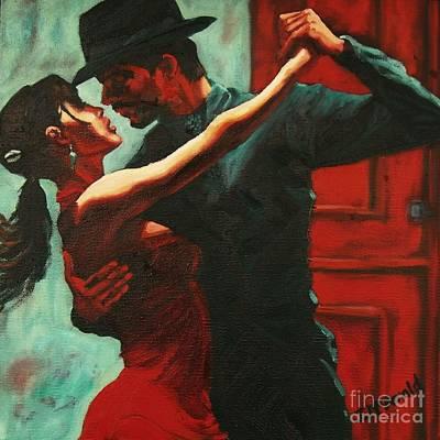 Tango Intensity Poster