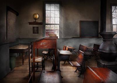 Teacher - The Education System Poster