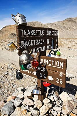 Teakettle Junction Poster
