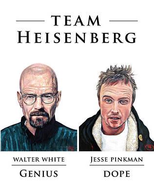 Team Heisenberg Poster