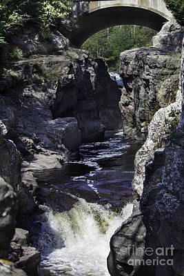 Temperance River Poster