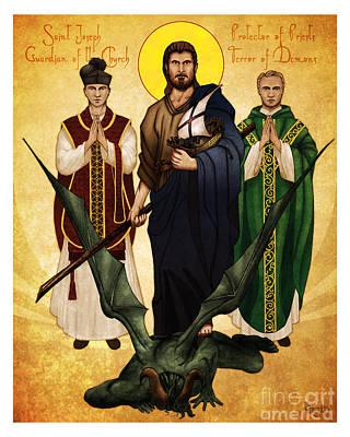 Terror Of Demons Poster