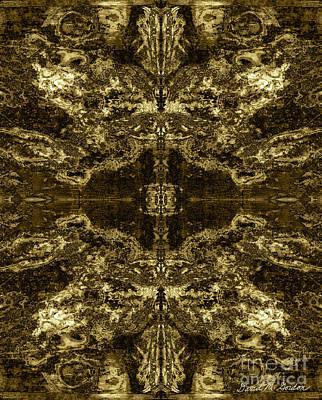 Tessellation No. 2 Poster by David Gordon