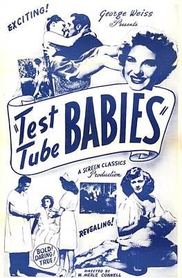Test Tube Babies, Us Poster, Dorothy Poster