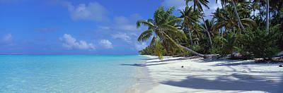 Tetiaroa Atoll, French Polynesia, Tahiti Poster by Panoramic Images