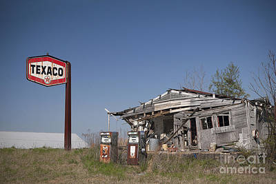 Texaco Country Store Poster