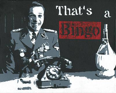 That's A Bingo Poster by Jezebel X