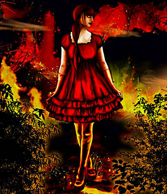 The Alice Girl Poster