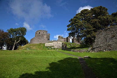 The Anglo Norman Castle Started In 1180 Poster by Panoramic Images