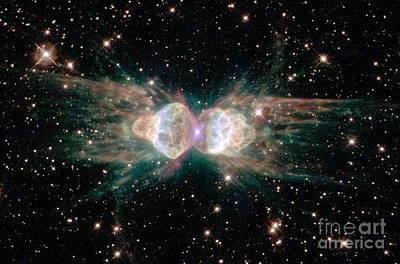The Ant Nebula Mz3 Poster