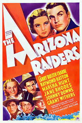The Arizona Raiders, Us Poster, Top Poster by Everett