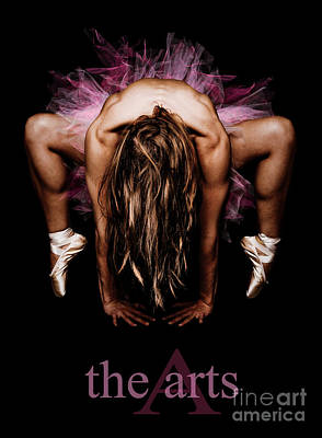 The Arts Poster by Jt PhotoDesign