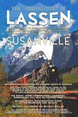 The Awakening Of Lassen Poster