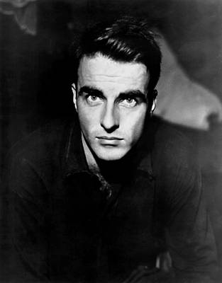 The Big Lift, Montgomery Clift, 1950 Poster