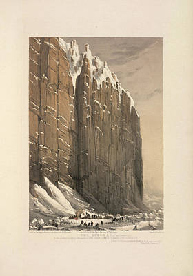 The Bivouac (cape Seppings) Poster by British Library