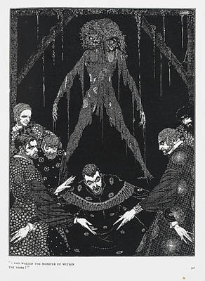 The Black Cat Poster by British Library