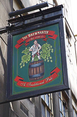 The Brewmaster Pub Poster