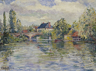 The Bridge Of Garennes Poster