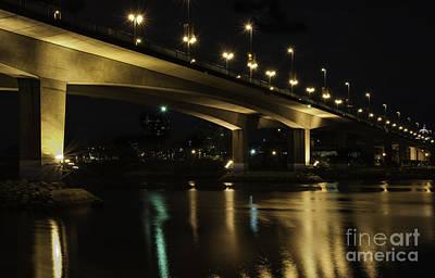 The Bridge Over False Creek Poster