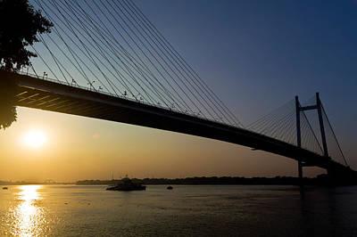 The Bridge Poster by Sourav Bose