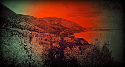 The Cabot Trail Poster