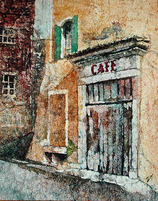The Cafe Is Closed Poster