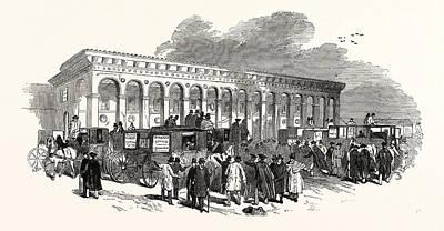 The Cambridge Chancellorship Election The Railway Station Poster