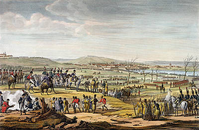 The Capture Of Ulm, 17 October 1805 Poster by Jacques Francois Joseph Swebach