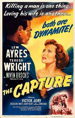 The Capture, Us Poster, From Left Lew Poster by Everett