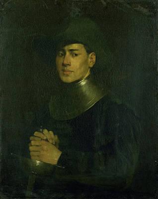 The Cavalier, Louis Mettling Poster