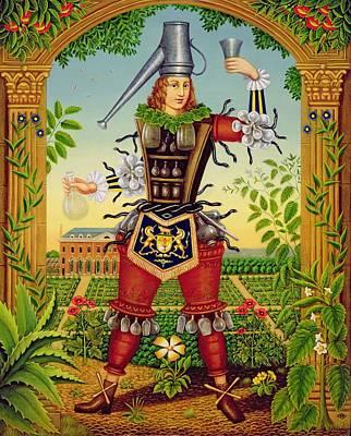 The Chelsea Physic Gardener Poster