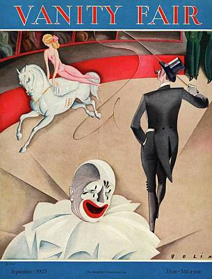 The Circus Poster by William Bolin