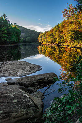 The Clarion River September 2014 Poster