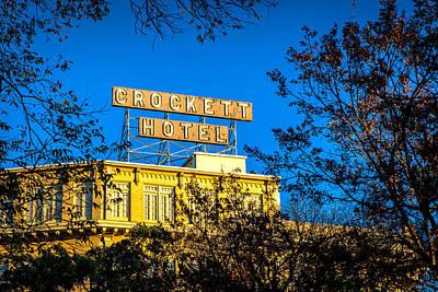 The Crockett Hotel Poster